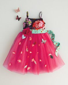 Fantasia Dress by Moxie & Mabel - Girls...if I had an unlimited budget