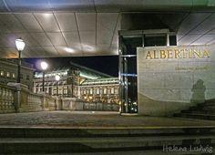 Albertina and Opera in #Vienna - #Austria