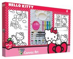 Disney verfdoos Hello Kitty