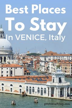 Where should you stay in Venice? Here's a great breakdown of each Venice…