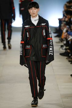 KTZ Fall 2016 Menswear Fashion Show