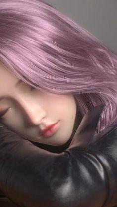 Anime Art Fantasy, Fantasy Art Women, 3d Fantasy, Beautiful Fantasy Art, Fantasy Girl, Beautiful Fairies, Anime Angel Girl, Manga Anime Girl, Pretty Anime Girl