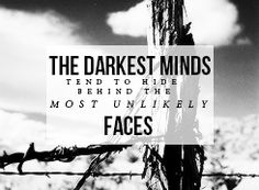 the darkest minds quotes tumblr - Google Search