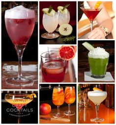 The Best Craft Cocktails Drink Recipes featured by Connecticut Living. #pagestreetpublishing #craftcocktails