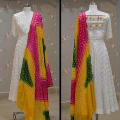 Yay' or 'Nay'. Raise your hand if you like to wear this dress . Wish To Buy And For Place the Order, Drop msg on dm Contact us Or Whatsapp: 9714810166 ———————————————————————————- Indian Designer Outfits, Indian Outfits, New Designer Dresses, Designer Kurtis, Designer Anarkali, Indian Attire, Western Outfits, Western Wear, Indian Wear