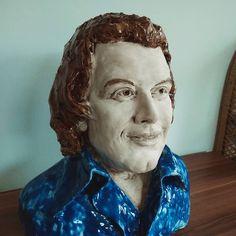 Karol Duchoň, busta,keramika, sculpture Sculpture, Statue, Art, Art Background, Kunst, Sculptures, Performing Arts, Sculpting, Carving
