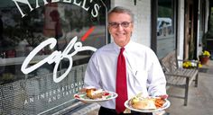 John Krontiras has been running his popular Greek restaurant and small supermarket for the last 25 years in the small town of Birmingham, Alabama, in the South of the U.S. The Krontiras family back in the early 1990s decided there should be a place in their neighbourhood, which was based on Greek hospitality, where locals…
