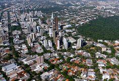 PARANÁ [South, Capital Curitiba] - Londrina City.