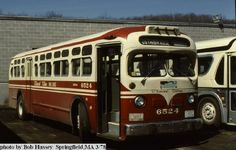 Travel Time Bus Lines Old Look GMC
