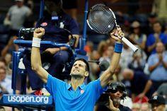 "NOVAK DJOKOVIC | Novak on his fourth round win over Kyle Edmund:""I..."