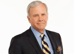 """Tom Brokaw's Cancer Is in Remission: """"I Face the New Year With Very Encouraging News"""""""