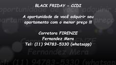 BLACK FRIDAY - CCDI