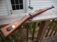 WTS : SOLD PENDING FUNDS Swedish Mauser M94 Carbine