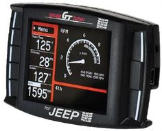 Bully Dog Triple Dog GT Jeep Programmer