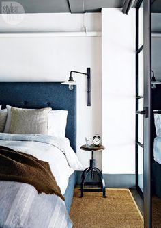 Un loft industriel au look vintage à Toronto - PLANETE DECO a homes world