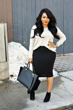2e2c89e62281e 15 Very Important Fashion Tips for Curvy Women Ladies Style