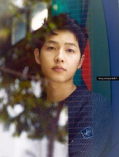 Harper's Bazaar Korea has just bombed us with new and more May spreads of cover boy Song Joong Ki! Park Hae Jin, Park Seo Joon, Lee Dong Wook, Lee Joon, Lee Jong Suk, Desendents Of The Sun, Most Handsome Korean Actors, Song Joong Ki Cute, Soon Joong Ki