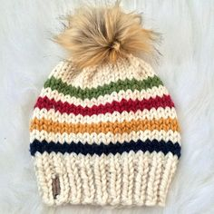 The HUDSON Knit Hat