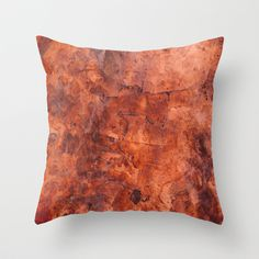 Stone Texture G222 Throw Pillow by Robin Curtiss - $20.00