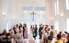 Carillon Wedding..lovely chapel.