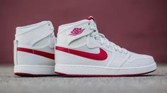 This Sail and Varsity Red colorway of the Air Jordan 1 KO will release on March 5th for $140.