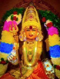 Durga Maa, Shiva Shakti, Friday Wishes, Festival Rangoli, Silver Pooja Items, Bridal Eye Makeup, Lord Shiva Hd Wallpaper, Lord Shiva Painting, Happy New Year Greetings