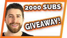 FREE GIVEAWAY FOR 2000 SUBS!!