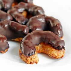 Healthy Cookies, Healthy Sweets, Sweet Desserts, Sweet Recipes, Fitness Cake, Czech Recipes, Christmas Baking, My Favorite Food, Baking Recipes