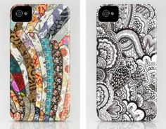 crazy printed iPhone cases