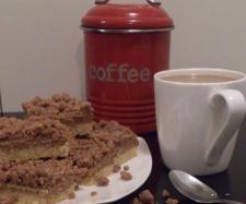 Recipe Coffee Streusel Slice by Chereece #ThermomixBakeOff