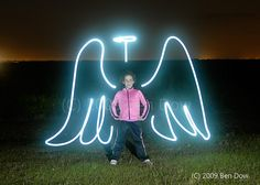 Painting with Light: A Fun Photography Technique