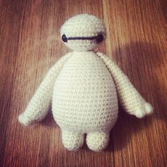 Baymax, le modèle crochet gratuit - Baymax, free crochet pattern | MyLittleCuteAmis - Amigurumi and crochet blog with free patterns