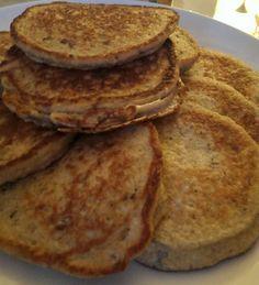 Haferflocken-Pfannkuchen