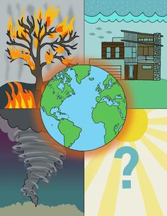 Wildfires; floods; tornadoes; in a changing climate, what's next?