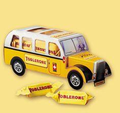Toblerone Postauto!