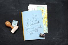 Travel Notebook...