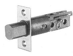Baldwin 8201.DB Deadbolt Latch for Estate Double Cylinder and Patio Function Dea Oil Rubbed Bronze Catches and Latches Door Latches Latch