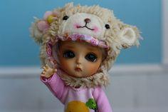 Lati Yellow Doll Nutcracker Mouse King Belle Tan Skin on ebay from seller timintn