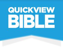 The Quick View Bible - Check this out