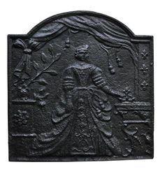 Marie Leczinska, #antique cast iron #fireback #18thcentury #portrait - Available #MarcMaison Clothes Stand, Queen Dress, Architectural Antiques, Crown Royal, Portrait, 18th Century, Cast Iron, Marie, Louvre