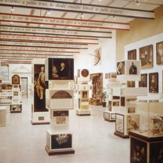 """#Eames exhibition """"The World of Franklin & Jefferson"""" @met"""