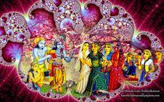 To view Krishna Balaram wallpapers in difference sizes visit - http://harekrishnawallpapers.com/krishna-balaram-artist-wallpaper-001/