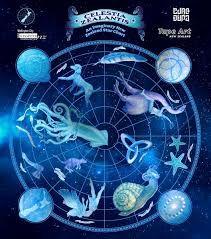 Celestia Zealantis A New Zealand themed constellation Star Map installed for CubaDupa, Wellington, NZ. Tape Art, Constellations, New Zealand, Street Art, Map, Location Map, Star Constellations, Maps