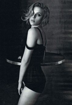 Scarlett Johansson Beautiful Boudoir. Mood Board for Miss Jessica by www.Fabyandcarlo.com @copyright unknown