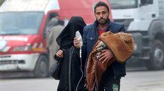 Alepo vai ser uma nova Srebrenica? As imagens de uma cidade destruída - Renascença
