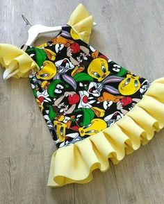 To # Inspiration # Selection # of children's clothes # # Auswahl_wm – kinder mode Ankara Styles For Kids, African Dresses For Kids, Little Girl Dresses, Kids Dress Wear, Kids Gown, Baby Dress Design, Baby Girl Dress Patterns, Sewing Kids Clothes, Children Clothes