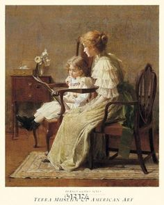 Mother and Child, c. 1885 Fine-Art Print by Francis Coates Jones
