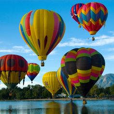 Bucketlist » Fly in a hot air balloon (Jan Claes)
