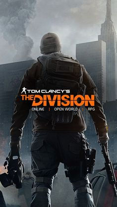 Tom Clancy's The Division.  This game looks like it will be amazing.