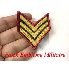 Pâtch militaireà coudre